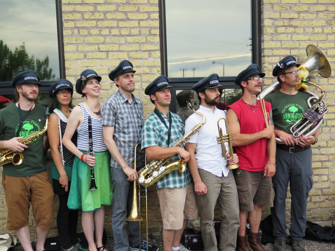The Midway-Frogtown Arborators Band